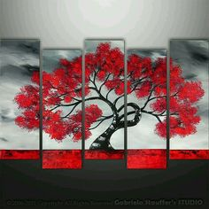 árvore red