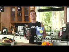 Got P90X? Tony Horton on Shakeology and Superfood