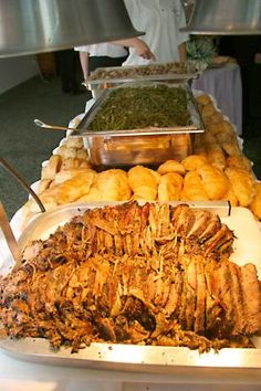 wedding-catering-buffet-line