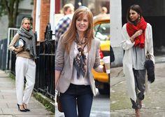 Acessórios pra incrementar o look de inverno - Moda it
