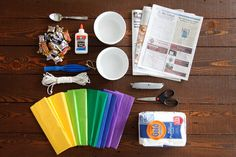 DIY Pinata- How To Make Cinco De Mayo Pinatas Balloon Pinata, Balloon Box, Balloons, Preschool Crafts, Crafts For Kids, Diy Crafts, Cinco De Mayo Specials, Paper Mache Pinata, Diy Piñata