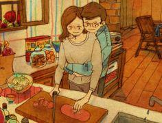 C'est un sud-coréen qui a fait le buzz sur Internet grâce à son interprétation du quotidien amoureux et de tous ces petits gestes qui font la différence ! (1)