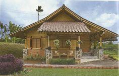 JASA DESAIN RUMAH 3D \u0026 NON 3D: type rumah bamboo & 45 Desain Rumah Joglo Khas Jawa Tengah - Indonesia adalah negara ...