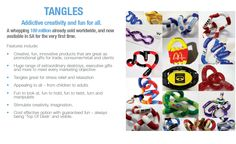 Tangles - Perkal Gift & Clothing Importers SA - Over 70000 unique corporate gifts, promotional