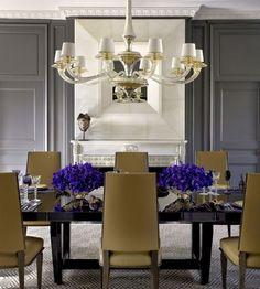 Dining Room via Veronica Miller