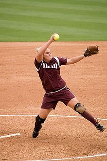 Fast-pitch softball - Wikipedia, the free encyclopedia