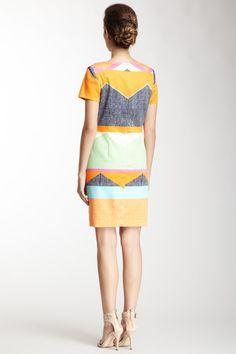 Trina Turk | Museum Print Dress