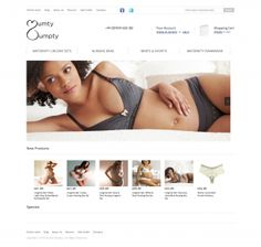 Beautiful Maternity Underwear: nursing bras, maternity bras and maternity swimwear: Mumty Bumpty http://www.mumtybumpty.com  #maternity #pregnancy #breastfeeding