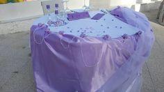 tavolo sposi glicine creato da Elisabetta Morello