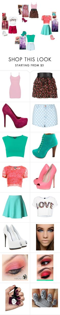 """""""We have the style,you don't have the style...7"""" by glee2shake ❤ liked on Polyvore featuring BKE core, Manic Panic NYC, Jessica Simpson, Topshop, Charlotte Russe, KG Kurt Geiger, OPTIONS, Forever New, Influence and Giuseppe Zanotti"""