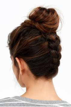 diy hairstyles for long hair step by step - Frisuren Hair Scarf Styles, Braid Styles, Long Hair Styles, Braided Hairstyles Tutorials, Bun Hairstyles, Hairstyles 2018, Hair Tutorials, Hairdos, Summer Hairstyles