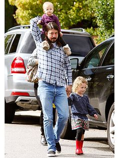 david grohl with his kids