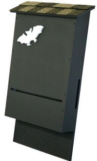 Instructions for building and placing bat houses by region.  Excellent for pest control.