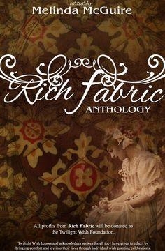 The cover of Rich Fabric designed by Regina Wamba of MaeIDesign.com
