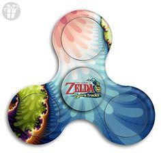 CATHY THOMAS The Legend Of Zelda Logo Fidget Spinner Triangle Spinner Premium Giving Up Smoking Time Killer Autism OCD Hand Spinner Toy For Adults Kids - Fidget spinner (*Amazon Partner-Link)