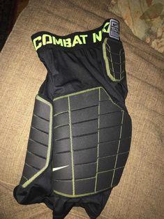 Nike Pro Combat Padded Compression Shorts Mens S Small Black Dri-Fit    eBay