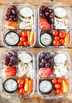 Protein Fruit & Veggie Bistro Box - Zero WW Freestyle Points