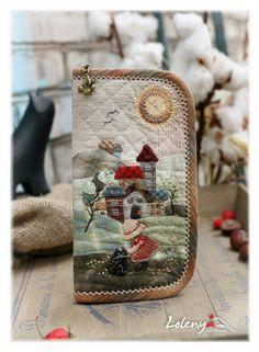 Gallery.ru / Eyeglass Case - Japanese patchwork 2 - lolenya
