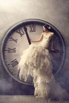 Clock princess
