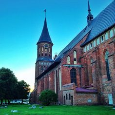 Кафедральный собор / Königsberg Cathedral , город Калининград, Калининградская обл.