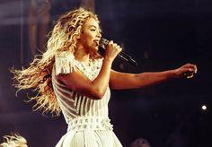 Beyoncé at the United Center