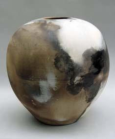 Pit-Fired Porcelain