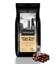 Chicago Strong Coffee Blend  von Ashton & Jules 500 g