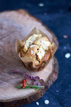 Rezept Apfel Nuss Muffins mit Emmermehl und Zimt von teigliebe
