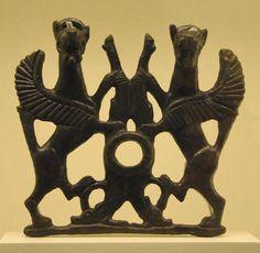 Орнамент и стиль в ДПИ - Луристанская бронза из музея Пергамон, Берлин