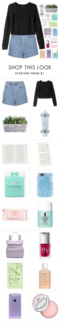 """""""-- for every king that died, they would crown another"""" by feels-like-snow-in-september ❤ liked on Polyvore featuring Topshop, Monki, Skinnydip, Mamonde, Clinique, Whistles, Christian Dior, H&M, Fresh and Sephora Collection"""