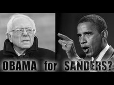 Barack Obama for Bernie Sanders? What the media won't tell you: The Panama Papers!