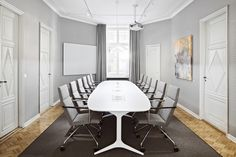 Ornamo meeting room / Fyra