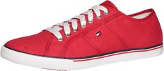 Red White and Blue: Tommy Hilfiger SS13 Vantage Sneaker
