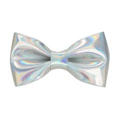 Silver Vinyl Iridescent Hair Bow Hot Topic (665 HUF) ❤ liked on Polyvore featuring accessories, hair accessories, fillers, bow, hair stuff, hair bow, bow hair accessories, hot topic, silver hair accessories and silver hair bow