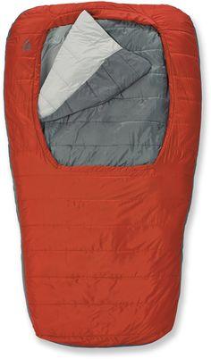 Sierra Designs Backcountry Bed Duo 1.5-Season Sleeping Bag - REI.com
