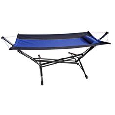 Red Shed Folding Camping Chair With Built In Cooler For