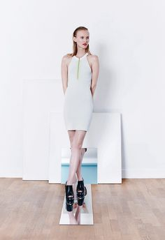 KNITSS SS16 - Brooklyn Dress