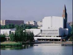Alvar Aalto - Finlandia Hall, Helsinki