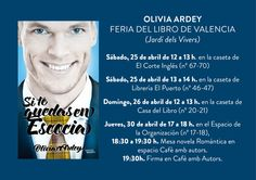 Nos vemos en la 50ª Feria del Libro de Valencia
