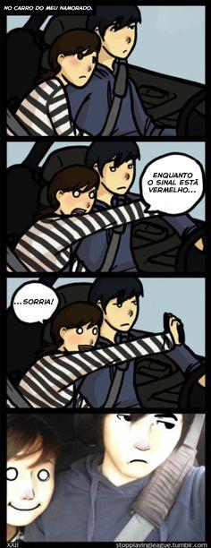 Satirinhas - Quadrinhos, tirinhas, curiosidades e muito mais! - Part 4