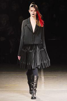 Yohji Yamamoto, Autumn/Winter 2012, Ready to Wear