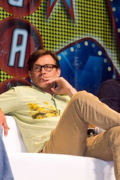Connor Trinneer attends in the 12th Annual Official Star Trek Convention Las…