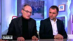 """Suite à l'attentat contre Charlie Hebdo mercredi 7 janvier, Philippe Val, ex-patron de Charlie Hebdo, ému et dévasté, a rendu hommage à ses amis décédés et a appelé à la solidarité des journaux dans les jour à venir sur le plateau de C à vous. """"je voudrais tellement que tous les journaux s'appellent Charlie Hebdo"""", déclare Philippe Val."""