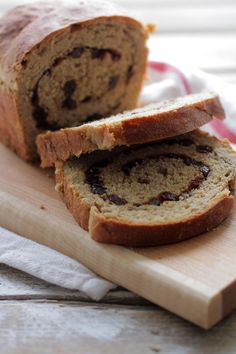 What!??? Soaked Whole Wheat Cinnamon Raisin Bread that's delicious, healthy and so easy to make.
