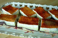 Ano já vím, vypadá skvěle, ale pokud vám řeknu, že chutná ještě lépe, uvěříte mi? :) Jeden z nejlepších koláčků ze všech. Určitě vyzkoušejte. Autor: Marta Tiramisu, Baking, Ethnic Recipes, Food, Cakes, Cake Makers, Bakken, Essen, Kuchen