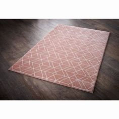 Homesavers | Geo Microplush Blush Rug 110 x 160cm Room Rugs, Rugs In Living Room, Cheap Rugs, Soft Furnishings, Geo, Plush, Colours, Wallpaper, Home Decor