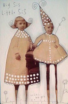 big sis little sis  by the talented lynn whipple