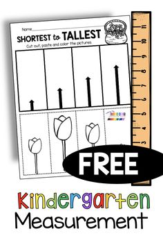 HOW TO TEACH MATH IN KINDERGARTEN - mini course for five units - counting and cardinality - number sense - addition and subtraction - algebraic thinking - teen numbers - place value - geometry - ten frames - number lines - manipulatives - worksheets - printables - freebies - straight to your inbox - lesson plans - examples - centers - games and more #kindergartenmath #kindergartencounting Kindergarten Math Activities, Preschool Math, Measurement Kindergarten, Preschool Journals, Math Assessment, Math Courses, Free Math, Counting, Worksheets