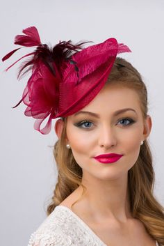 This elegant head piece comes with a flexible, detachable headband for easy storage and travel. The Fascinator couture straw mesh hat measures approximately x Fascinator Hats, Fascinators, Headpieces, Kentucky Derby Outfit, Types Of Hats, Tea Party Hats, Pamela, Fancy Hats, Wearing A Hat