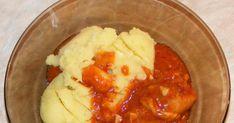 Reteta ostropel cu carne de pui si piure de cartofi. Cum facem cel mai bun ostropel si ce ingredient secret se pune ca sa iasa sosul delicios. Retete culinare. Retete de mancare. Romanian Food, Stew, Mashed Potatoes, Cauliflower, Appetizers, Lunch, Meals, Chicken, Vegetables